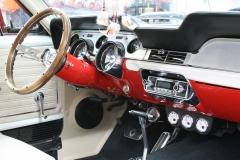 Mustang BJ1967 Radio, Front- & Hecksystem